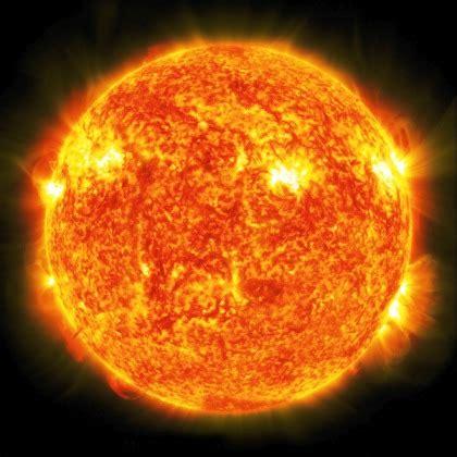 El Sol, la estrella del Sistema Solar - El Sistema Solar