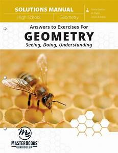 Geometry  Solutions Manual