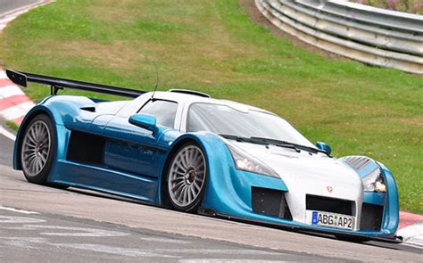Ausringers.com » Gumpert Apollo Speed Enters 7-11 At The Ring