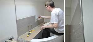 Cout Salle De Bain 4 M2 : formidable refaire une salle de bain cout 4 renover une salle de bain par quoi commencer ~ Melissatoandfro.com Idées de Décoration