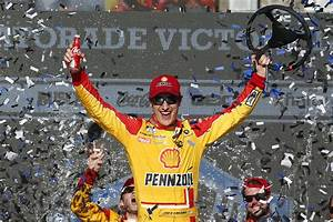 joey logano holds on in overtime to up second win of 2020