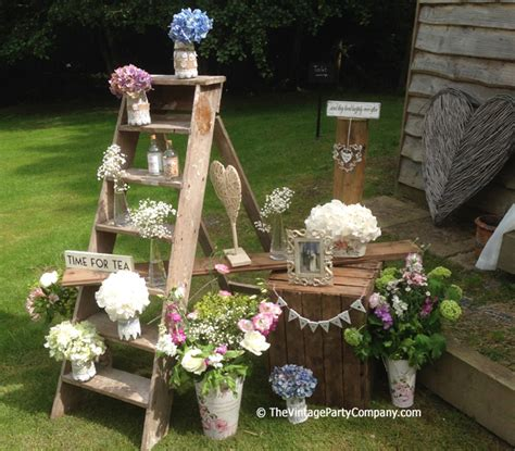 shabby chic wedding decor hire stunning shabby chic country vintage wedding in devon the vintage party company