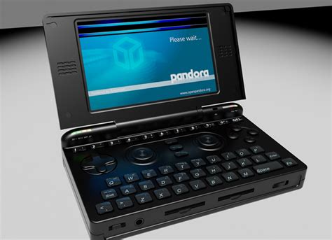 Open Source Handheld Console by Pandora Open Source Handheld Console Inching Closer To