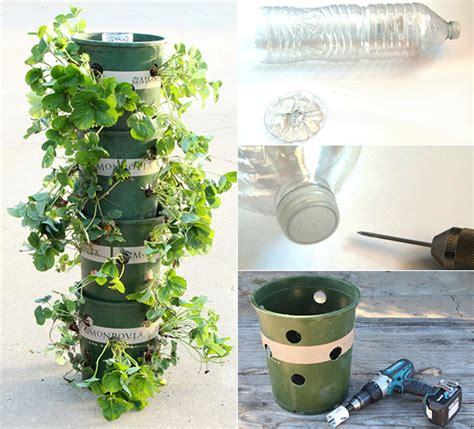 Erdbeeren Pflanzen In Diy Containers So Gehts by Erdbeeren Pflanzen In Diy Containers So Geht S Freshouse