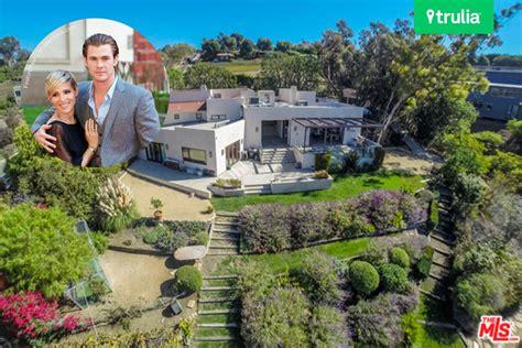 Chris California by Chris Hemsworth And Elsa Pataky But House In Malibu