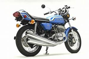 1972 Kawasaki 750 H2 Triple  Totally Restored For Sale On