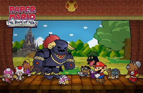 paper mario fan game paper mario boa chapter 1 by chetrippo on deviantart
