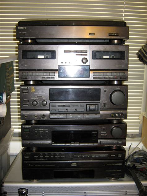 New Belts For A Sony Tcd709 Tape Deck