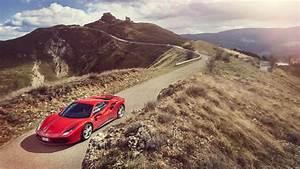Wallpapers: 1000km in the Ferrari 488 GTB Top Gear