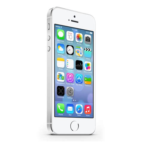 Buy Smartphone Apple IPhone 5S Silver 64GB