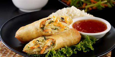 recettes de cuisine vietnamienne recettes nems legumes