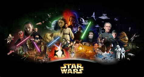 star wars canon timeline  chronological order