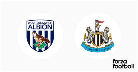 West Bromwich Albion - Newcastle United, Premier League ...