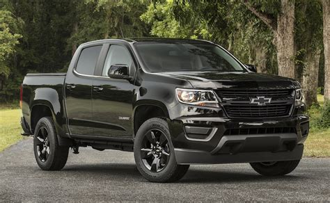 2016 Chevrolet Colorado Gets Diesel Option, New Special