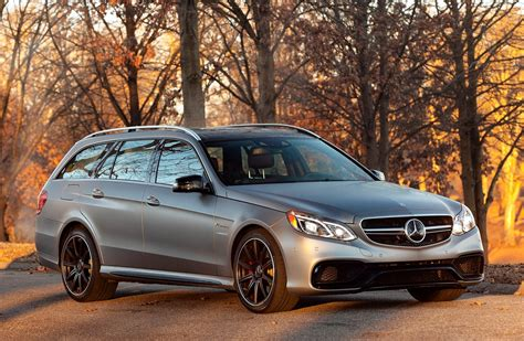 Too Much From Mercedes-benz E63 Amg Estate S-series
