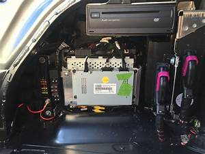 Acc Wire Location In The Trunk