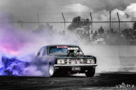 Car Wallpapers Cars Burnout by Quot Uc Smoke Quot Blown Holden Ht Premier Burnout Allcars