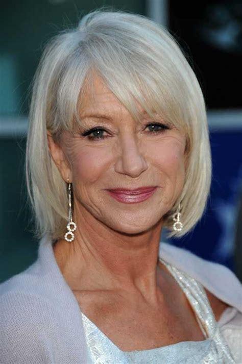 Short Haircut Older Women Hairstyles For Older Women
