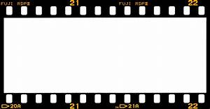 14 film strip psd template images film strip border for Film strip picture template