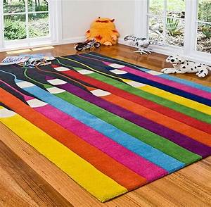 Colorful area rugs unique rugs for the living room for Colorful area rugs