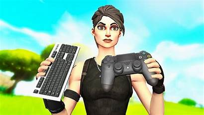 Fortnite Controller Xbox Thumbnail Wallpapers Holding Skins