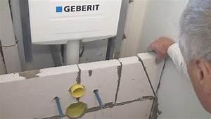 Geberit Spülkasten Anleitung : wand wc verkleiden wohn design ~ Michelbontemps.com Haus und Dekorationen
