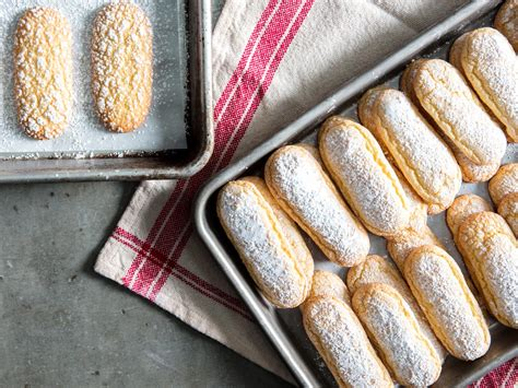 Shop your favorite recipes with grocery delivery or possibly the easiest recipe i have found for ladyfingers. How to Make Ladyfingers the Fast, Easy Way   Serious Eats