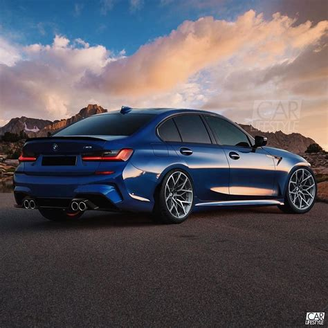 Bmw M 2020 by 2020 Bmw M3 Rendered Awd Rumors Are Strong Autoevolution