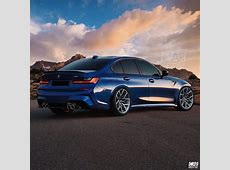 2020 BMW M3 Rendered, AWD Rumors Are Strong autoevolution
