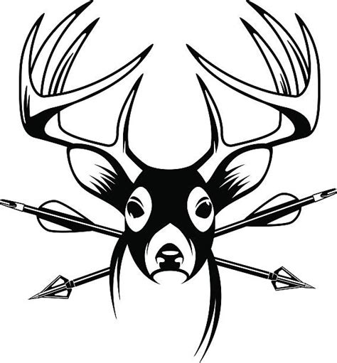 Royalty Free Bow Hunting Clip Art Vector Images
