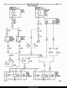 1999 Jeep Wrangler Wiring Diagram
