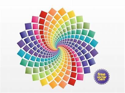 Vector Gradient Colors Freevector Colorful Graphics Vectors