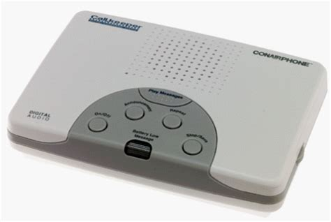 Conair Tad1212 Callkeeper Digital Answering System