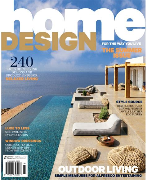 home design magazine subscription