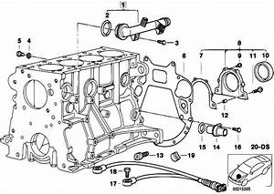 Original Parts For E46 318i M43 Touring    Engine   Engine