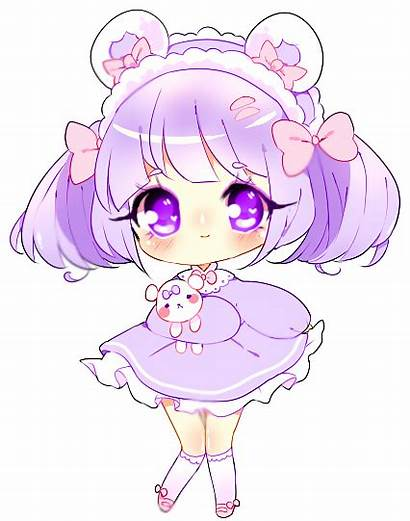 Chibi Anime Kawaii Oc Dibujos Drawings Drawing