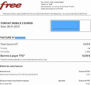 Achat Telephone Free : free mobile les factures sont disponibles en ligne ~ Teatrodelosmanantiales.com Idées de Décoration
