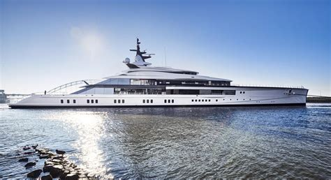 Yacht Videos by Project Bravo Launches At Oceanco Video Megayacht News