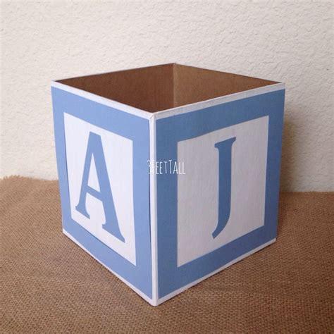 ideas  alphabet blocks  pinterest alphabet