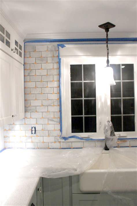 how to install kitchen backsplash how to tile a backsplash part 1 tile setting pretty
