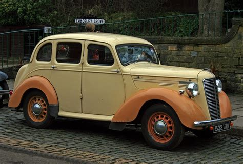 1940's Car. Why Can't They Just Copy Old Body Styles