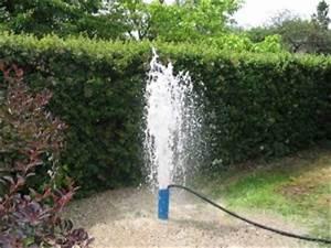 peut on utiliser l39eau de son puit en creuser un With faire un puit dans son jardin