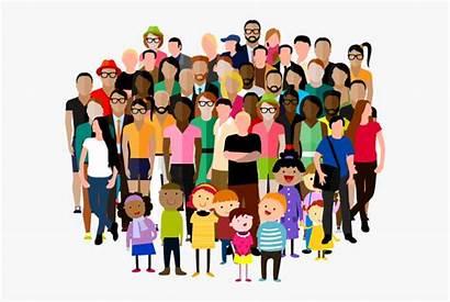 Meeting Clipart Lots Annual Cartoon Feb Crowd