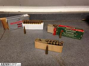 ARMSLIST - For Sale: Factory .348 Ammunition