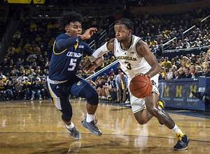 No. 9 Michigan too much for UTC men's basketball team ...