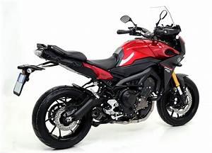 Yamaha Mt 09 Tracer : street 39 thunder 39 full exhaust system by arrow yamaha mt 09 2018 71620mi 71812 ~ Medecine-chirurgie-esthetiques.com Avis de Voitures