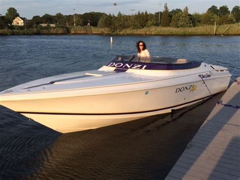 Donzi Boat Exhaust by Donzi Zx 1999 For Sale For 20 000 Boats From Usa