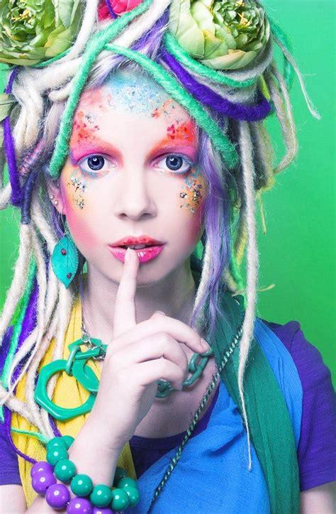 colored dreadlocks artistic dreads multi colored dreadlocks synthetic