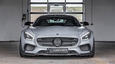 2017 Luethen Motorsport Mercedes Amg Gt Wallpapers Hd