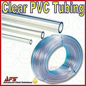 Tube Pvc 150 Mm : 5mm x 7mm 3 16 inch clear un reinforced pvc tubing hose pipe ~ Dailycaller-alerts.com Idées de Décoration